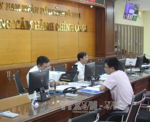 trung tâm hành chính công