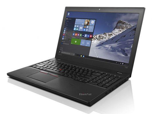 Lenovo giới thiệu các laptop ThinkPad